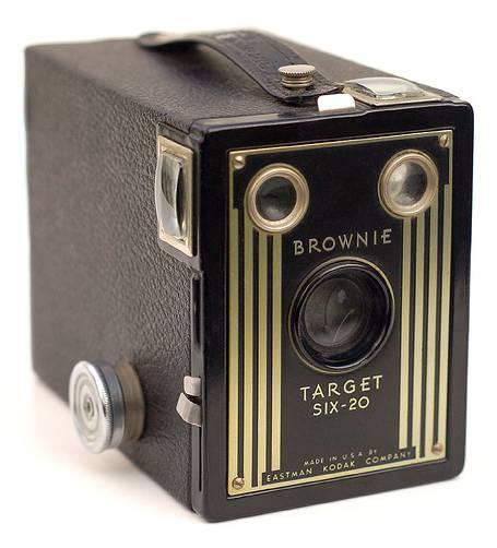 Kodak Brownie Target 620